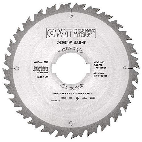 CMT Orange Tools 278,036,14 Scie multiple 350 m x 30 x 2,5/3,5 z 36