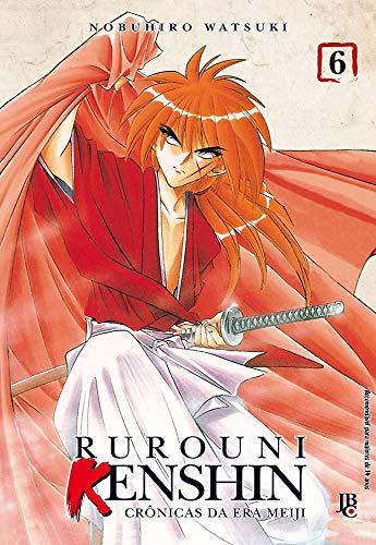Rurouni Kenshin - Crônicas da Era Meiji - Volume 6