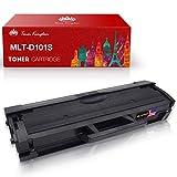 Toner Kingdom MLT-D101S Cartucho de tóner Samsung Compatible, 1500 páginas, Negro, para Samsung ML-2160 ML-2162 ML-2162 ML-2162 ML-2165 ML-2165 ML-2165W ML-2166W ML-2165 SCX-3400 SCX-3400
