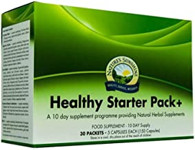 HEALTHY STARTER PACK TEN DAY CLEANSE 30 sachets Estimated Price : £ 25,46