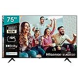 TV HISENSE 75 75A6G UHD STV WiFi S/M GAMEMODE