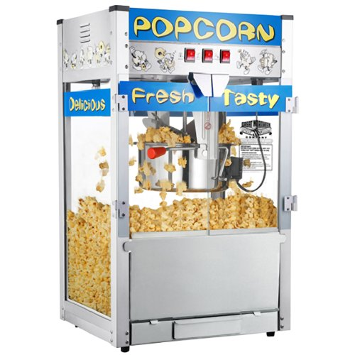 Product Image 5: Great Northern 6210 Pop Heaven Commercial Quality Popcorn Popper Machine, 12 Ounce
