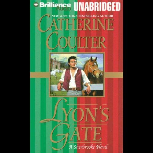 Lyon's Gate audiobook cover art