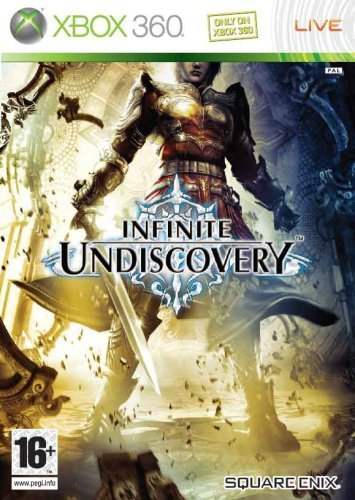 Infinite Undiscovery (Xbox 360) by Square Enix