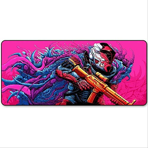 CFTGB Gaming-muismat Counter Strike CS Go Gaming Mouse Pad Grande Mat CSGO muis uit de mat voor computer laptop