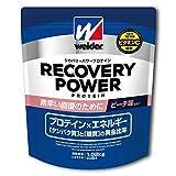 ウイダー リカバリーパワープロテイン ピーチ味 1.02kg (約34回分) 運動後の回復 ビタミンC配合 グルタミン配合