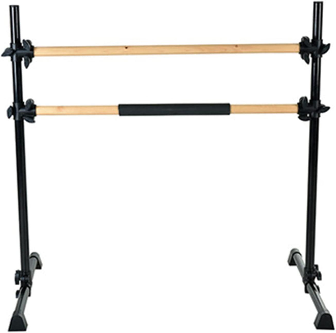 QERNTPEY Ballet Max 85% OFF Bar Portable Adjustable B Anti-Slip Barre Deluxe
