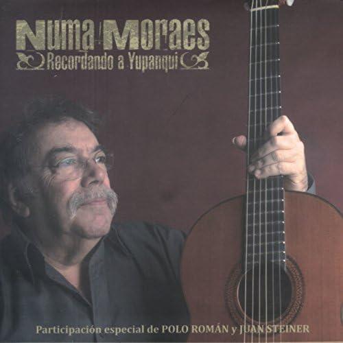 Numa Moraes feat. Polo Román & Juan Steiner
