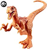 Jurassic World Dinosaurio Velociraptor de ataque, dinosaurio de juguete (Mattel FVJ88)