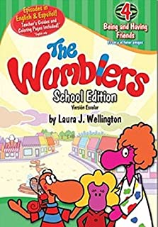 The Wumblers: Being & Having Friends Season 1, Volume 4 Grades PK-3