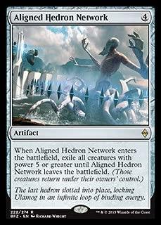 Magic: the Gathering - Aligned Hedron Network (222/274) - Battle for Zendikar