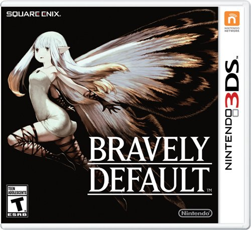 Bravely Default - Nintendo 3DS - Standard Edition