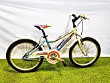 CINZIA Bicicleta MTB Jumpertrek Kitty de 20 pulgadas, color azul