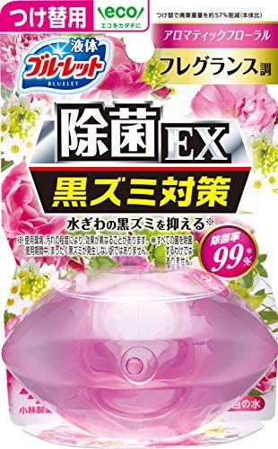 液体ブルーレットおくだけ 除菌EXフレグランス つけ替用 アロマティックフローラル 70ml