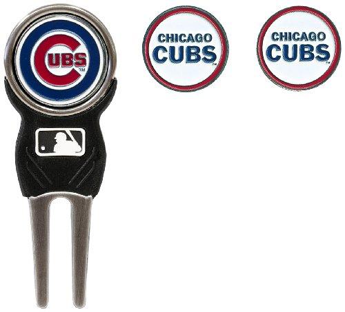 MLB Chicago Cubs 3 MKR Sign DVT Pack, Blue