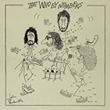the who by numbers vinyl