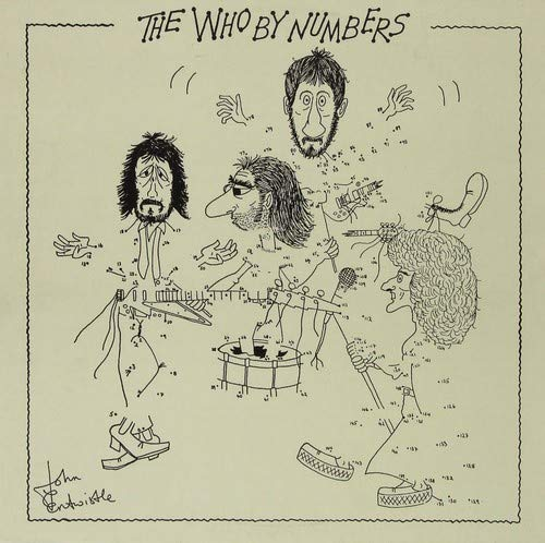 The Who By Numbers (Lp) [Vinyl LP]
