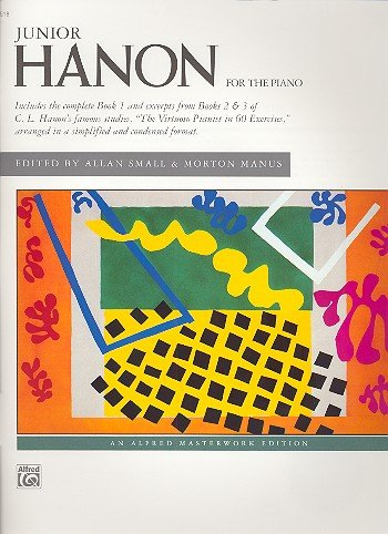 Hanon for piano: junior