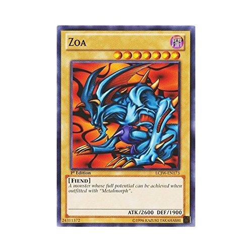 YU-GI-OH! - Zoa (LCJW-EN173) - Legendary Collection 4: Joey