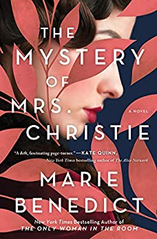 The Mystery of Mrs. Christie: A Novel by [Marie Benedict]