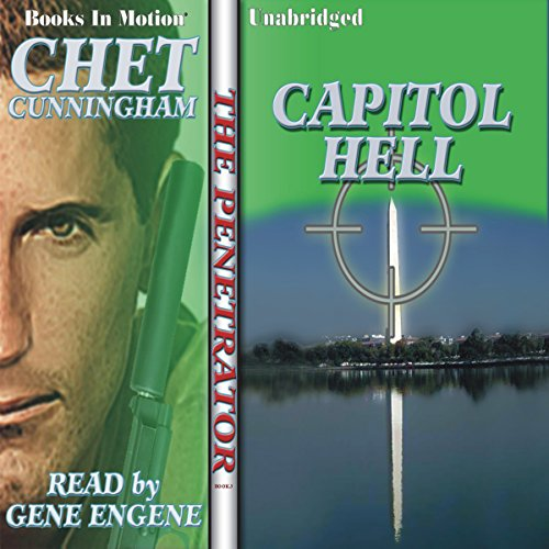 Capitol Hell audiobook cover art