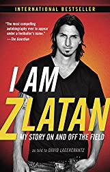 best football autobiographies - I Am Zlatan
