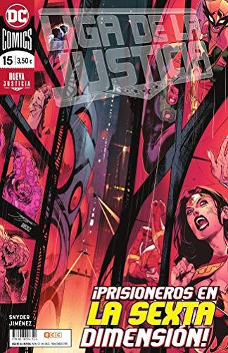 Liga De La Justicia núm. 93/ 15 (Liga de la Justicia (Nuevo Universo DC))