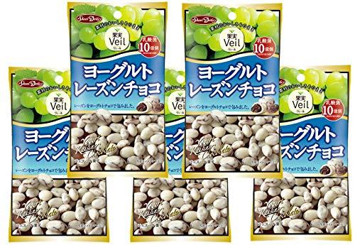 グルメな栄養士セレクト洋菓子 ヨーグルトレーズンチョコ 40g×5袋