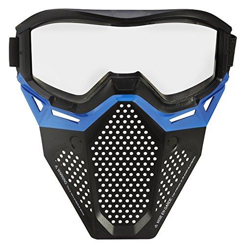 Nerf–Juego Rival máscara, b1617, Azul