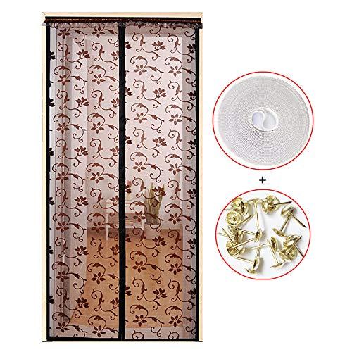 Xervg versleuteling Toilet anti-fly ventilatie gordijn woonkamer slaapkamer keuken
