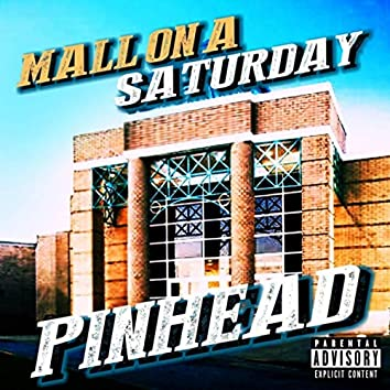 Mall on a Saturday