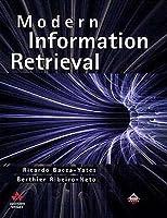 Modern Information Retrieval (Acm Press Series)