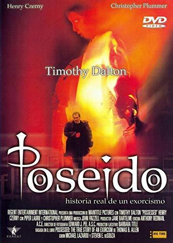 POSEIDO (Historia real de un exorcismo) DVD