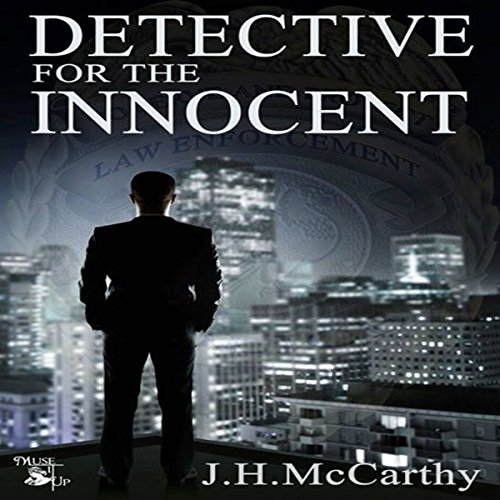 Detective for the Innocent audiobook cover art