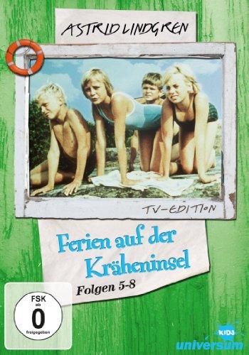 Ferien auf der Kräheninsel, Folgen 05-08