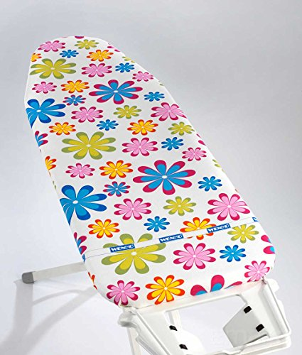 WENKO stanghette tavolo rivestimento Flower potenza 128 x 54 cm, in cotone, multicolore