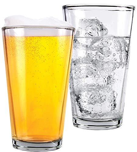 1 Pint Beer Glasses