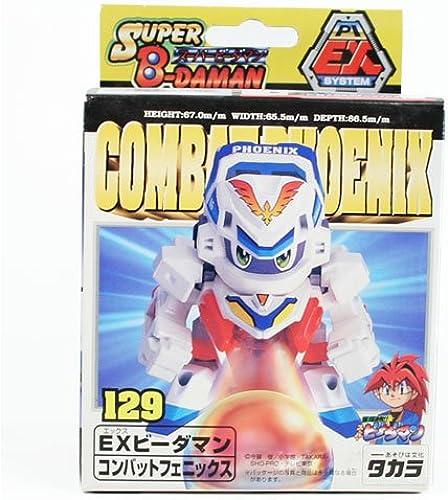 excelentes precios Super B-Daman 129 EX B-Daman Combat Phoenix (japan import) import) import)  El ultimo 2018