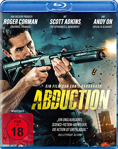 Abduction [Blu-ray]