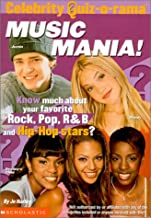 Music Mania: Word Seeks, Brain Teasrs, and Other Puzzlers!