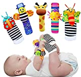 Foot Finders & Wrist Rattles for...