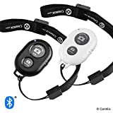 2X CamKix Camera Shutter Remote Control with Bluetooth Wireless Technology - Create Amazing Photos and Videos Hands-Free - Works with Most Smartphones and Tablets (iOS and Android)