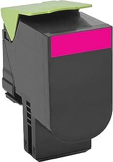 Pegasus Compatible Replacement for Lexmark CX310 CX410 CX510 2K Magenta Toner 800S3, 800SMG, 801SM, 80C0S30, 80C0SMG, 80C1SM0