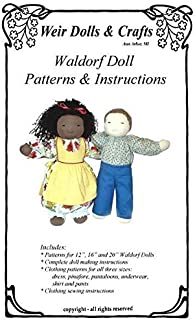 Waldorf Doll Patterns and Instructions