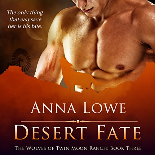 Desert Fate audiobook cover art