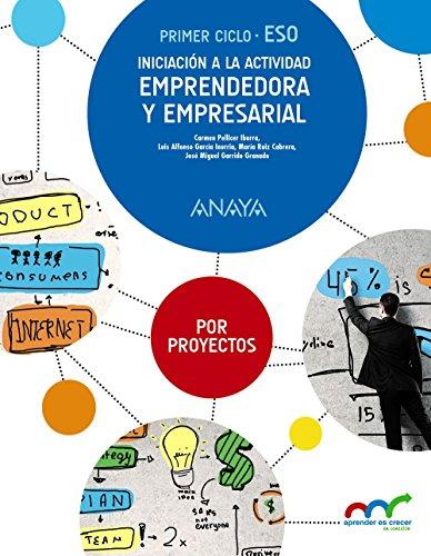 Iniciación a la Actividad Emprendedora y Empresarial (