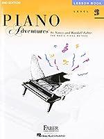 Piano Adventures Level 2B: Lesson Book