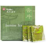 Ten Ren Jasmine Tea Bag Collection, 50 Bags