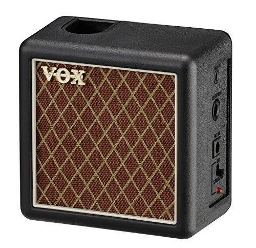 VOX amPlug2 Mini Cabinet, Lautsprecherbox für VOX amPlug2 Kopfhörerverstärker, Verstärker-Lautsprecher für E-Gitarre und Bass