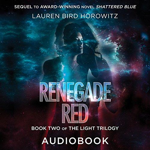 Renegade Red audiobook cover art